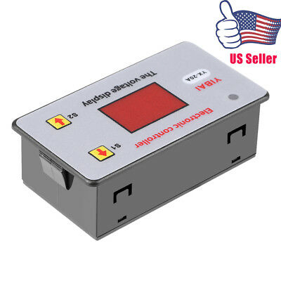 Automatic Switch - Automatic Battery  LED Low Voltage Cut off Switch Excessive Protect Controller