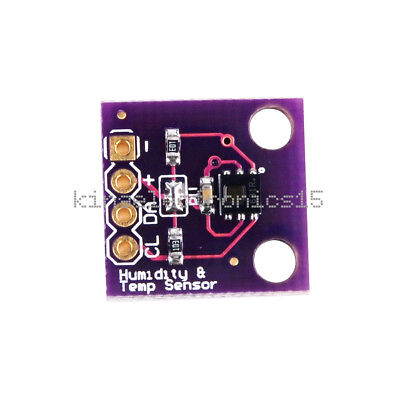 1pcs Hdc1008 Digital Humidity And Temperature Sensor Breakout Board For Arduino