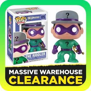 Funko POP! Vinyl #05 The Riddler Tullamarine Hume Area Preview
