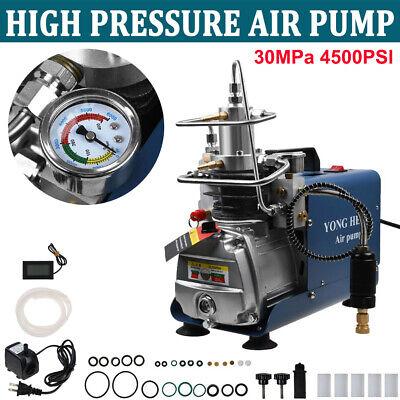 Yong Heng 30mpa 4500psi High Pressure Electric Air Compressor Pcp Airgun Pump