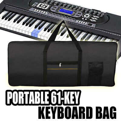 Yamaha Genos Keyboard Piano Swan Flight Case