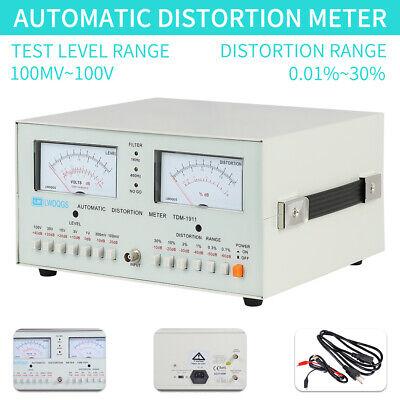 Automatic Distortion Meter Audio Distortion Meter Tester Wide Range 0.01- 30