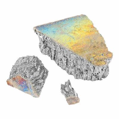 1000g Bismuth Metal Ingot Bismuth Piece Block 99.99 1pcs