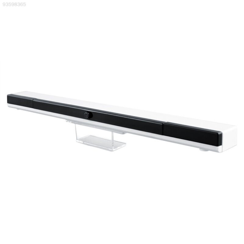 F256 Wireless Infrared Sensor Bar Extended Play For Nintendo Wii Replacement