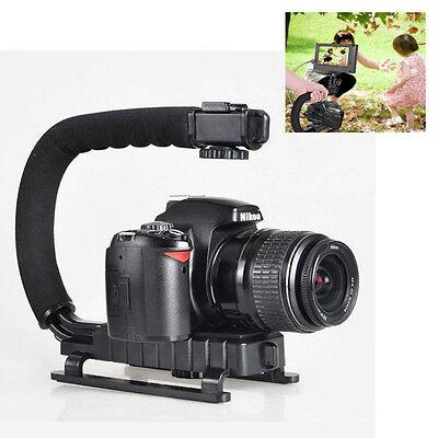Handheld Schwebestativ Stabilizer Handgriff für Camcord DSLR Video Kamera NE -01