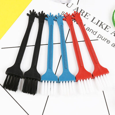 Keyboard Car Air-condition Computer Cleaning Tool Window Blind Duster Brush -