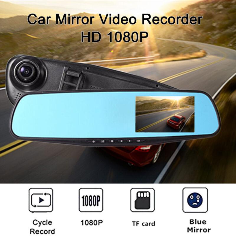 2.8'' TFT HD 1080P Car SUV DVR Dash Video Recorder Rearview Mirror Camera Cam