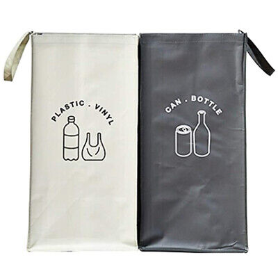 WithMolly Separate Recycling Waste Bin Bags for Multipurpose 3P