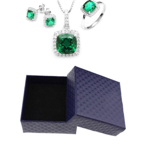 lot 10pcs square gift box for ring