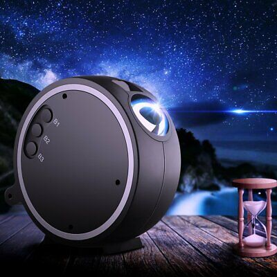 Kingtoy LED Projector Light Star Sky Dynamic Mood Lamp for Stage Party Christmas