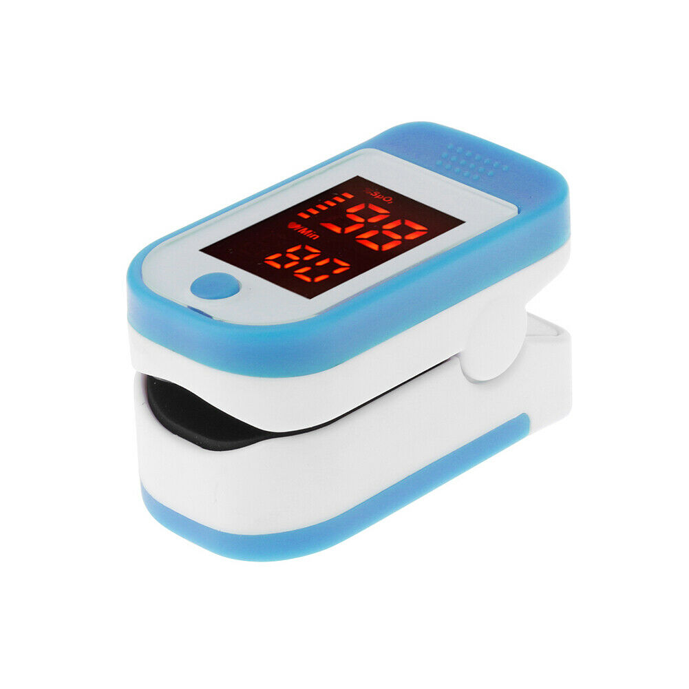 Fingertip Finger Pulse Oximeter SpO2 Blood Oxygen Monitor
