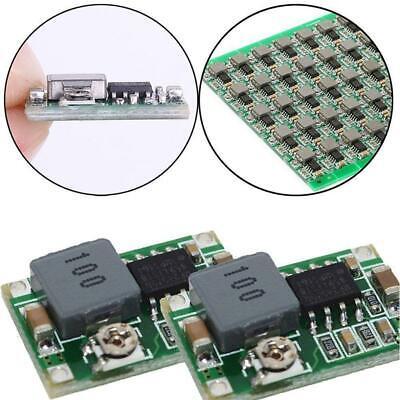 2pcs Ultra-small Mini360 Power Dcdc Buck Converter Step Down Adjust Chip Module