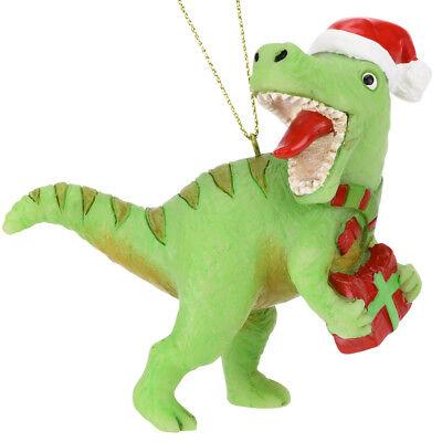Dinosaur Christmas (Tree Buddees Xmas Rex Christmas T-Rex Dinosaur Ornament Jurassic Park Funny)