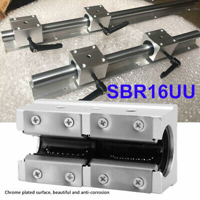 Promotion Sbr20luu 20mm Linear Motion Bearing Slide Block Cnc Router Parts