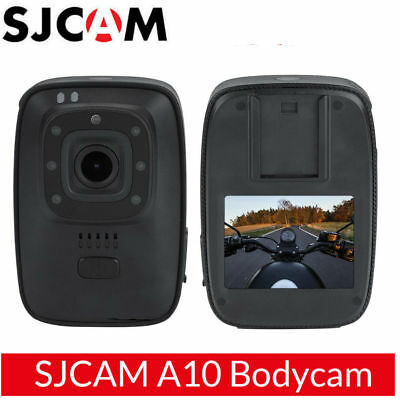SJCAM A10 Portable Body Camera Wearable Laser Infrared Secur