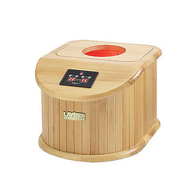[ALBJHB]Dry heated foot Bath & Sitting way Sauna Foot spa equipment 220V