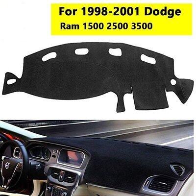 Fits for 1998-2001 DODGE RAM 1500 2500 3500 Truck Dash Cover Mat Dashboard Pad