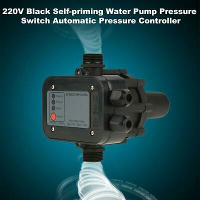 220v Automatic Water Pump Pressure Controller Electric Electronic Switch Control
