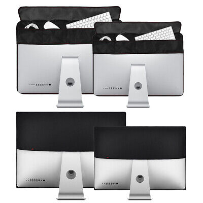 21 27 Inch Monitor Dust Cover Protective Case for iMac PC Desktop Computer