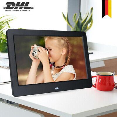 10 Zoll Bildschirm 1024X600 Digitaler Fotorahmen Musik Video Player mit Fernbed