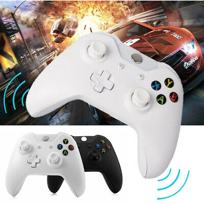 Bluetooth Wireless Game Controller For Microsoft Xbox One Gamepad White Joypad