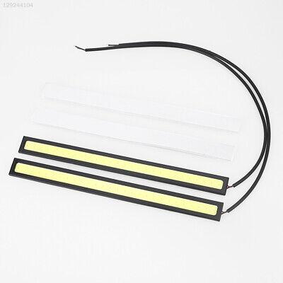 Auto LED-Lichtleiste Universal Leuchte 2Pcs Innenbeleuchtung Strip Indoor 17cm