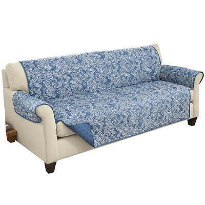 Paisley Reversible Furniture Cover Protector