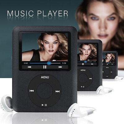 16GB MP4 MP3 Slim 1.8″ LCD Music Media Video Player FM-Radio Recorder Games