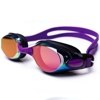 Ispeed Mirror Pro Swim Goggle Non-Fogging Anti UV Swimming Swim Goggle