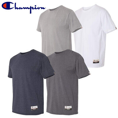 Champion Men's AO200 Short Sleeve Authentic Originals Soft Washed T Shirt Clothing, Shoes & Accessories