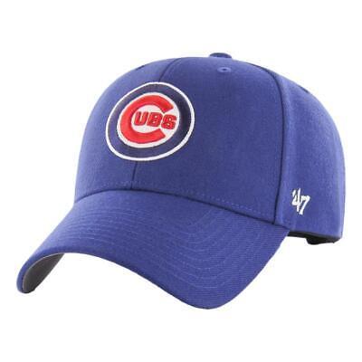 47 MLB Chicago Cubs MVP Cap - Dark Royal BNWT