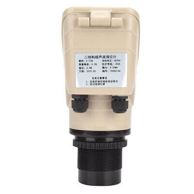 24v Digital Display Ultrasonic Level Meter Transmitter Water Level Sensor Hot