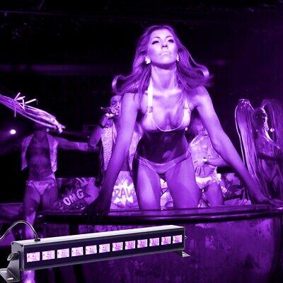 18W 27W 36W LED UV Black Light DMX Bar Stage Disco Christmas Club Party Lamp - Black Lights Christmas Lights