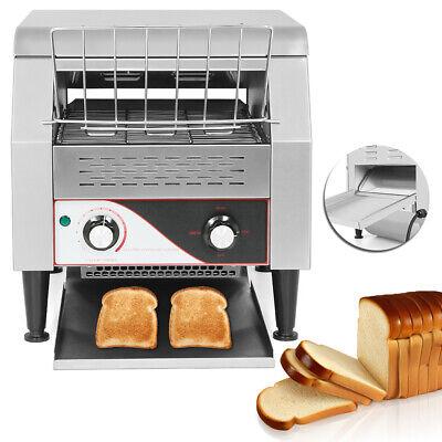 2.2kw Commercial Electric Conveyor Toaster Restaurant Equipment Bread Bagel Food