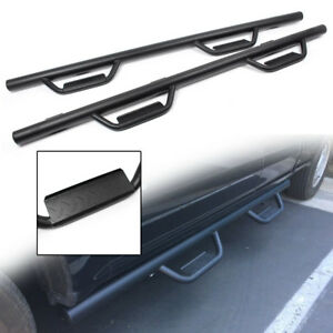 Nerf Bars Running Boards Steps for 1999-2015 Ford F-250 Super Duty Crew Cab
