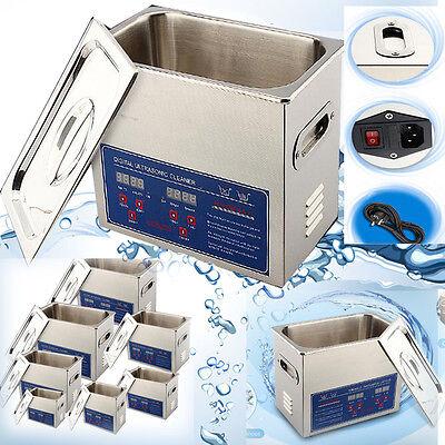 1,3-30L Ultraschallreinigungsgerät Ultraschallreiniger Ultrasonic Cleaner +
