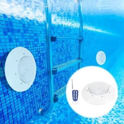 45W 460LED Submersible Light Underwater Lights Swimming Pool Pond Wall Light
