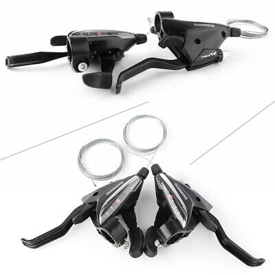 Shimano Deore LX ST-M580 Dual Control 3x9 Speed Combo Brake//Shifter