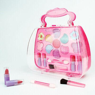Princess Makeup Set For Kids Cosmetic Girl Xmas Gift Eyeshadow Lip Gloss Blushes ()