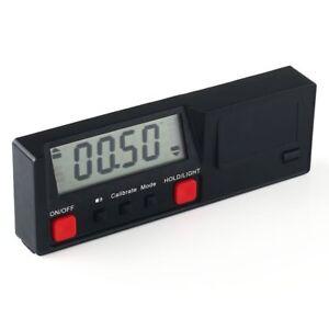 360 ° Electronic Digital Level Inclinometer Angle Finder Quadrants Spirit Level