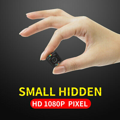 Mini DV DVR 1080P HD Spy Hidden Camera Car Dash Video Recorder Cam Night Vision