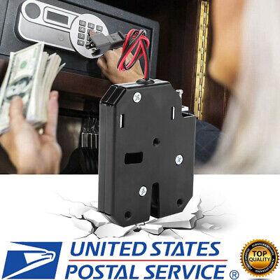 - Magnetic Latch Door Lock Electric Drop Bolt Picks Auto DC Solenoid Induction
