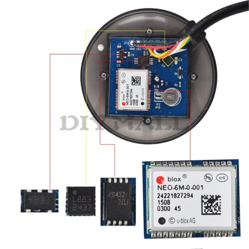 ardupilot how to detect compass model