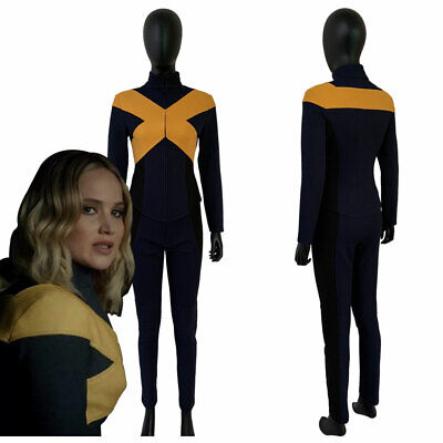 2019 X-Men: Dark Phoenix Jean Grey Overall Cosplay - X Men Jean Grey Kostüm
