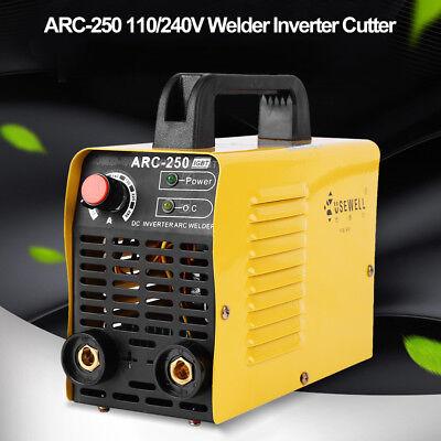 Arc-250 160a 110v220240v 2p Welder Inverter Cutter Arc Welding Machine Highq