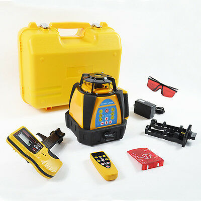 High Accuracy Self-leveling Rotaryrotating Laser Level With A Range Of 500m