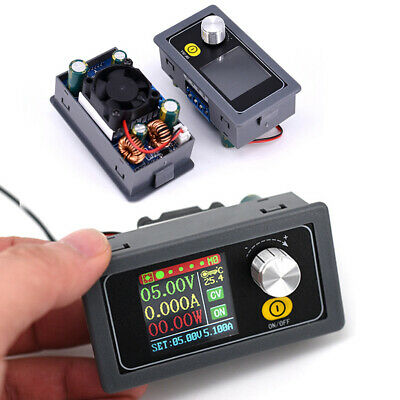 Dc 9v 12v 24v 36v 5a Power Supply Buck Boost Regulator Variable Voltage Portable