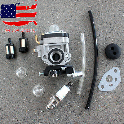 Carburetor F 23CC Goped Bigfoot Zenoah G23LH G2D GO-PED Scooter with Spark Plug for sale  Shipping to Canada