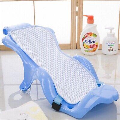 Summer Baby Bath Seat Chair Tub Support Net Newborn Sink Bat