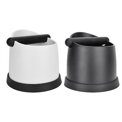 Knock Box Rubber (Rubber Bar Large Plastic Coffee Knock Out Box Espresso Coffee Grounds Grinder )